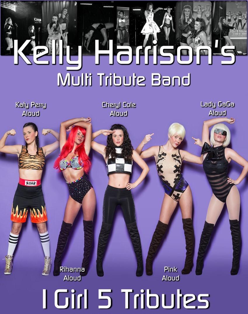 Kelly Harrison Band